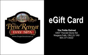 The Petite Retreat eGift Card